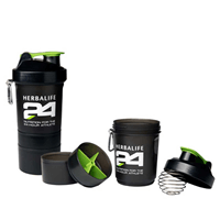 Herbalife24 Black Super Shaker