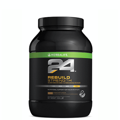 Herbalife 24 Rebuild Strength - Chocolate Flavour - 1000g