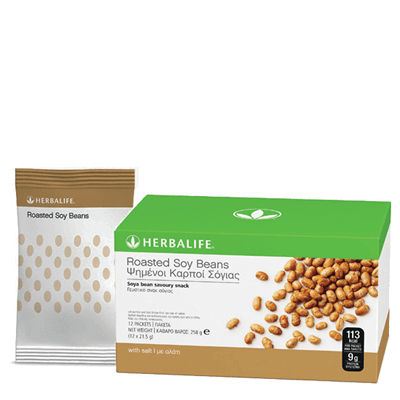 Herbalife Roasted Soy Beans - Pack Of 12