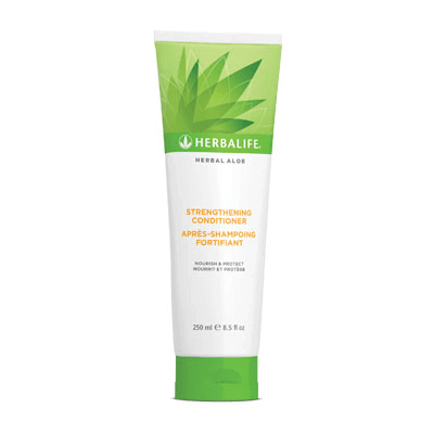 Load image into Gallery viewer, Herbal Aloe Strengthening Conditioner - 250ml