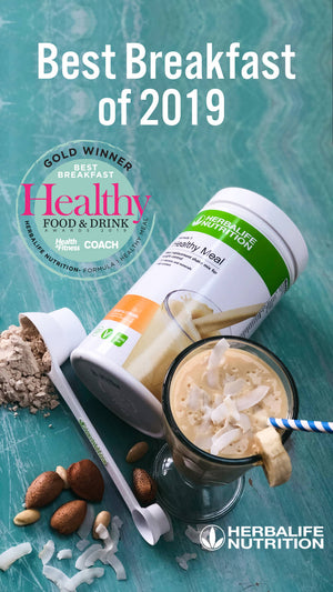 Load image into Gallery viewer, Herbalife Formula 1 Healthy Meal - Vanilla Flavour - 7 Sachets