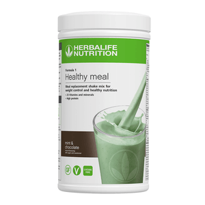 Load image into Gallery viewer, Formula 1 Nutritional Shake Mix Mint & Chocolate 550g