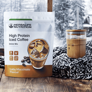 Load image into Gallery viewer, High Protein Iced Coffee