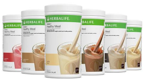 Load image into Gallery viewer, NEW Herbalife Formula 1 Nutritional Shake Mix Spiced Apple 550 g