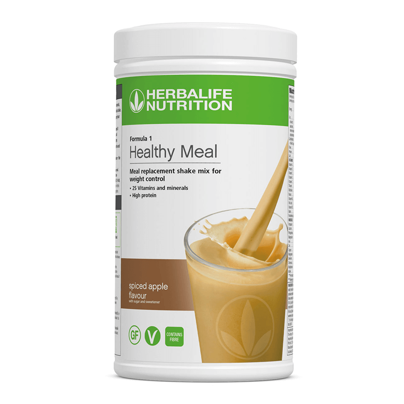 NEW Herbalife Formula 1 Nutritional Shake Mix Spiced Apple 550 g
