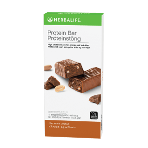Herbalife Protein Bars – Chocolate Peanut