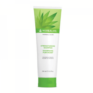 Danielle Armstrong Herbalife Strengthening Shampoo
