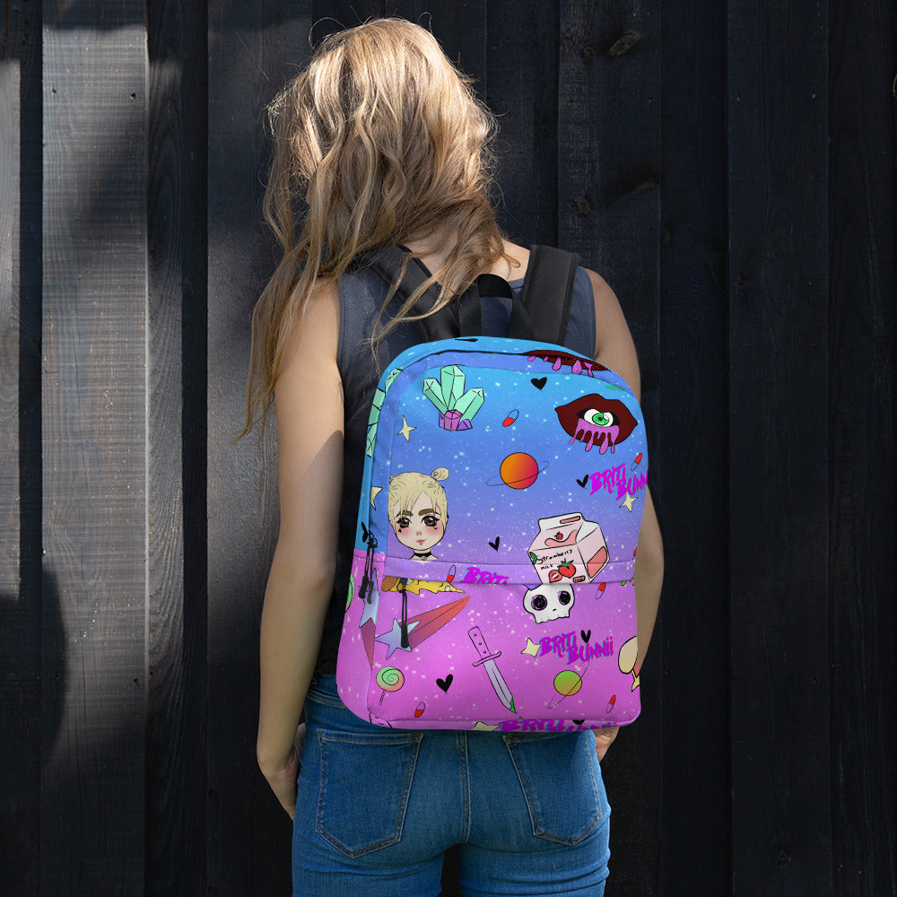 Briti Bunnii® Backpack