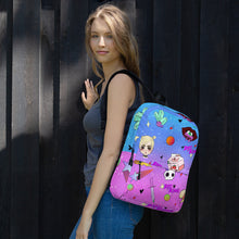 Load image into Gallery viewer, Briti Bunnii® Backpack