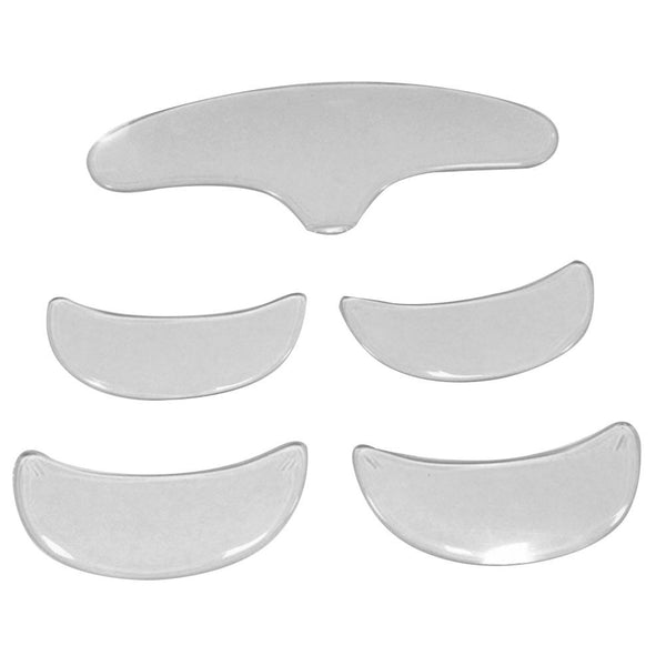 Forehead Stickers Patch Anti-Wrinkle Forehead Frown straps Removal Face Repairing Anti-aging Forehead Lifting Kit