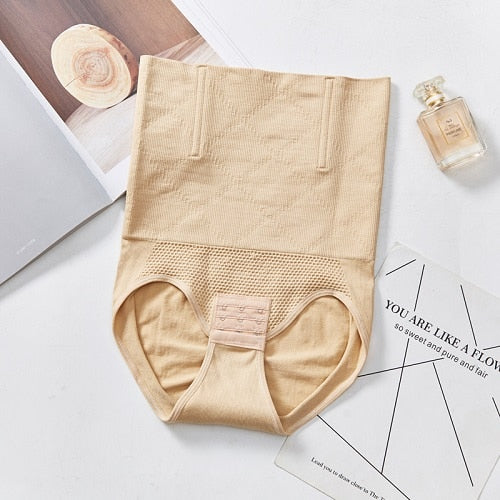 Coloriented Women Shaper High Waist Control Panties Corset Belt Support Dropship Service Special Links
