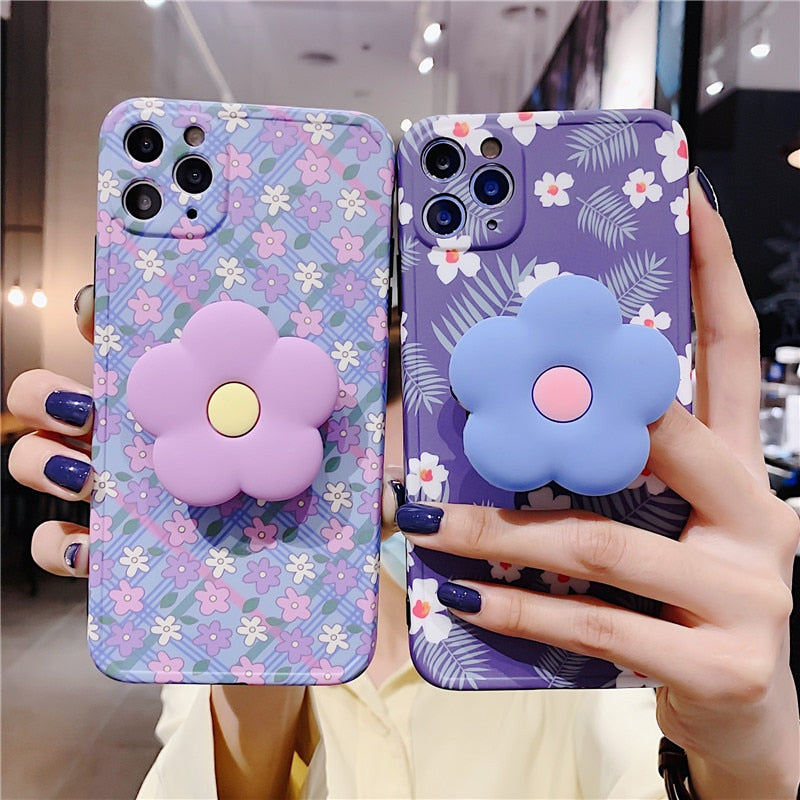 for iphone phone 7 8 plus 11 pro max xr x s xs case TPU Silicone Cover Coque Fundas cover Mobile phone protective case
