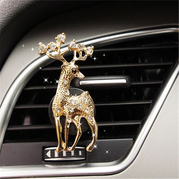Universal Blink Car Styling Decoration Air Conditioner Decor Clip Ornaments Auto Interior Accessories