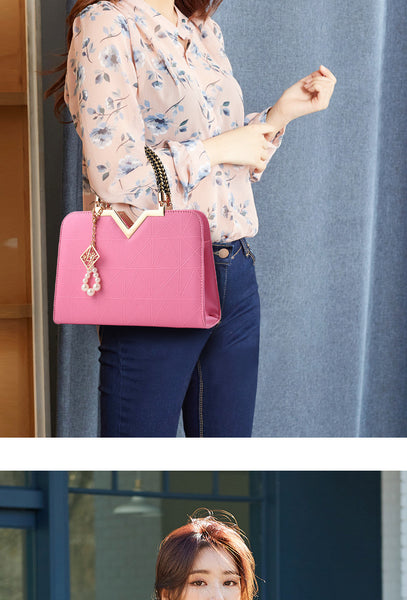 2020 New Summer Female Bag For Ladies Phone Pocket Zipper Woman Handbags Flap Famous Brand Leather Women Shoulder Crossbody Bags