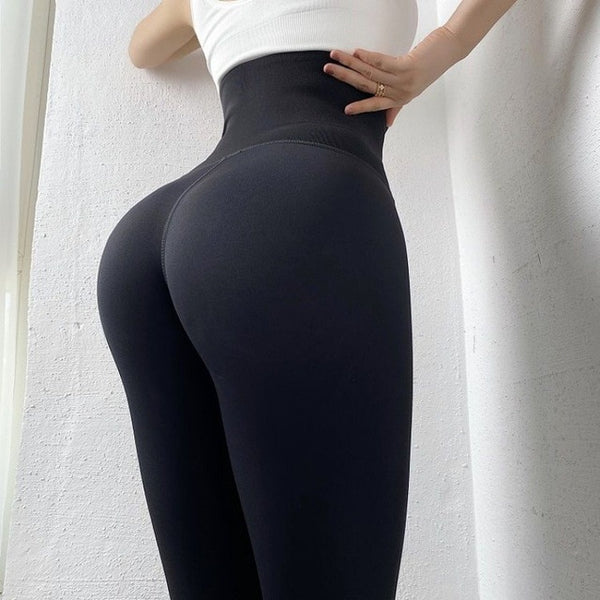 Winter Leggings Women High Waist Legging Thick Push Up Velvet Leggings For Women Sexy Legging Elastic Tight leggings