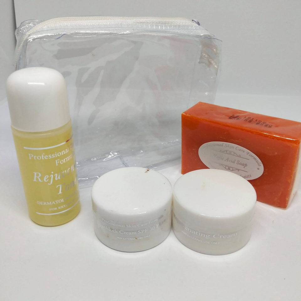 Dr. Alvin Rejuvenating Set Old Packaging