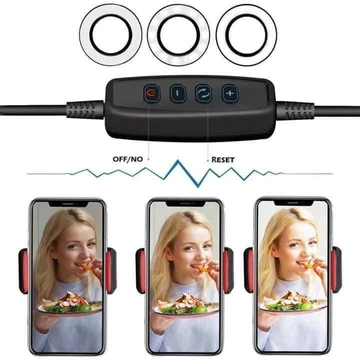 CLIP SELFIE RING LIGHT