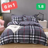 6 in 1 Duvet Set