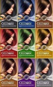 Merry Sun Cellowax Hair Color