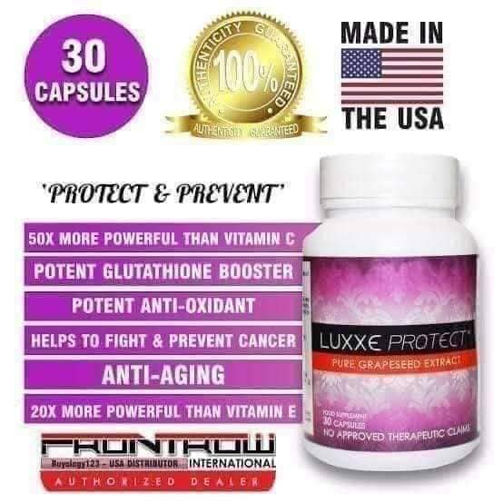 Luxxe Protect Frontrow