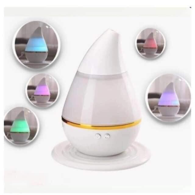 ULTRASOUND ATOMAZATION HUMIDIFIER WITH USB CORD 230mL. 🌟