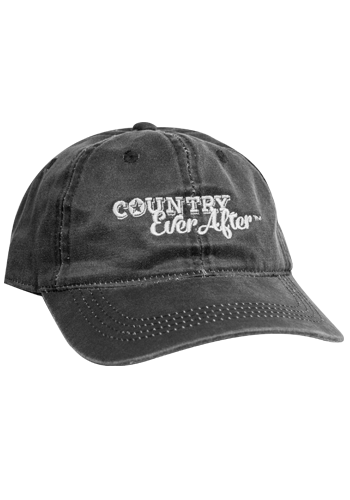 Country Ever After Charcoal Hat