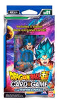 Mazo Inicial Dragon Ball Super: The Awakening - Card Universe Online