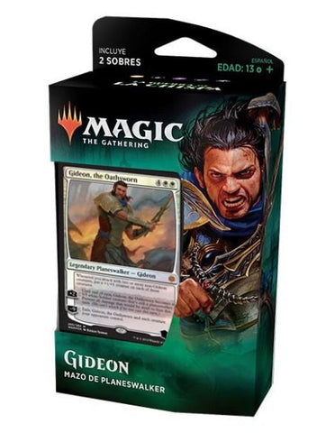 Mazo Planeswalker de Gideon - War of the Spark - Card Universe Online