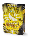Protectores Dragon Shield Yellow Matte Small - Card Universe Online