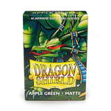 Protectores Dragon Shield Apple Green Matte Small - Card Universe Online