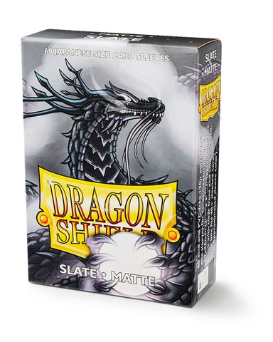 Protectores Dragon Shield Slate Matte Small - Card Universe Online