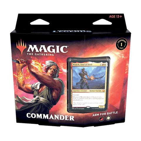 Commander Legends Arm for Battle Inglés MTG