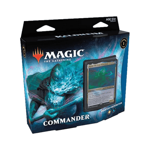 Commander Deck Phantom Premonition - Kaldheim