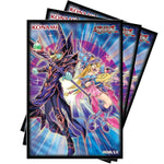 Protectores Yu-Gi-Oh! Mago Oscuro y Chica Maga Oscura - Card Universe Online