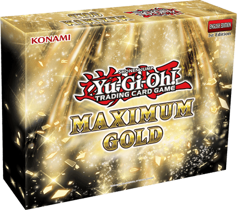 Maximum Gold Yu-Gi-Oh! - Card Universe Online