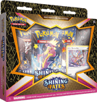 Shining Fates Mad Party Pin Collections Inglés - Bunnelby