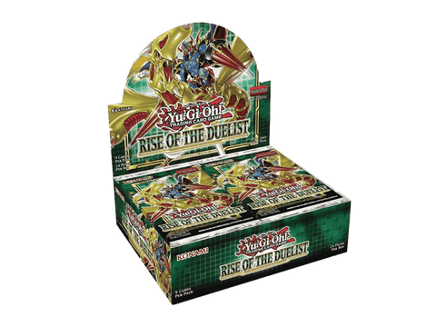 Display de 24 sobres de Rise of the Duelist. - Card Universe Online