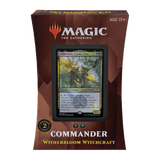 Deck Commander Whiterbloom Witchcraft