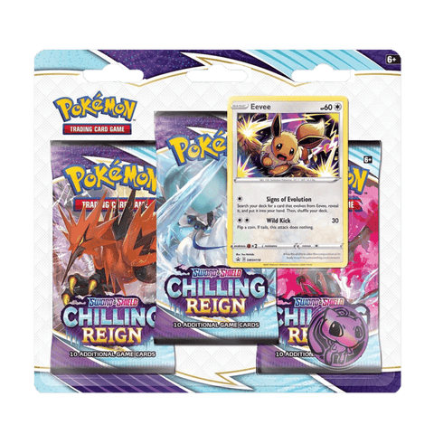 Blister Sword and Shield Chilling Reign Eevee