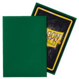 Protectores Dragon Shield Green Matte Standard
