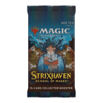 Collector Booster - Strixhaven School of Mages Inglés
