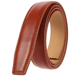 Open image in slideshow, STRAPPED Red Brown Belt Strap