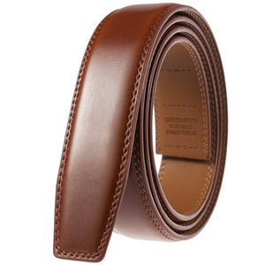 Open image in slideshow, STRAPPED Brown Belt Strap