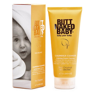 Calendula Cleanser Cream Bath - ButtNakedBaby
