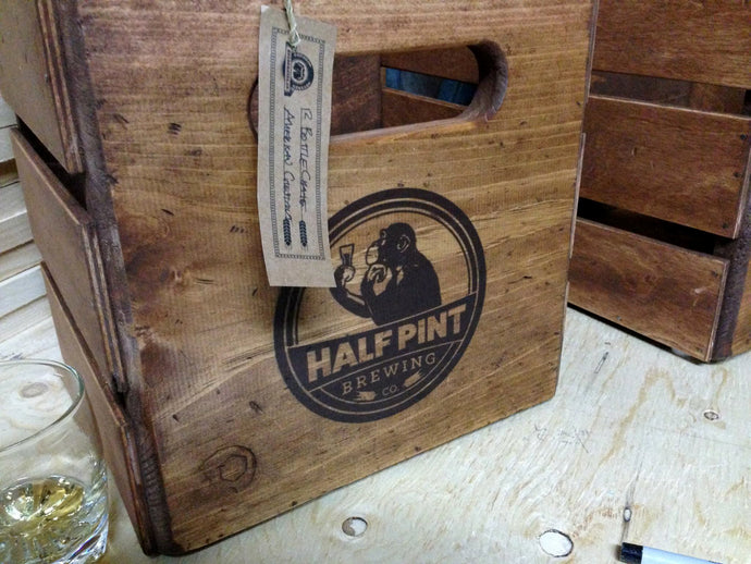 HALF PINT BREWING CO. CHOOSE CRATES CANADA