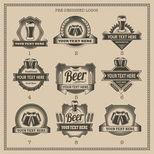 Load image into Gallery viewer, Vintage Beer Can Crate – Holds 24 Cans