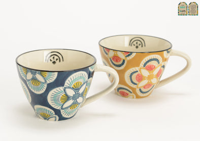 TASSE A THE IMANY - 2 ASSORTIES - 143410