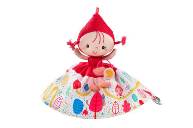 CHAPERON ROUGE REVERSIBLE - 83030