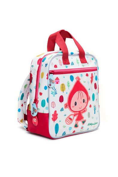 CHAPERON ROUGE SAC A DOS - 84408