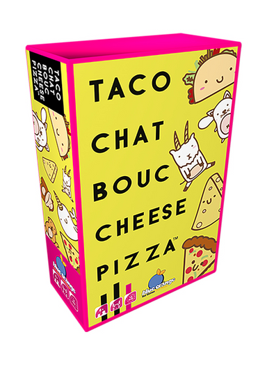TACO CHAT BOUC CHEESE PIZZA - BLU161TA